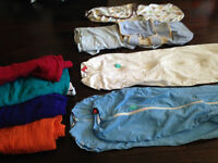 Brand Name Swaddlers Multiple sizes