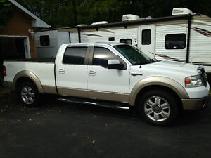 2007 Ford F-150 SuperCrew King Ranch