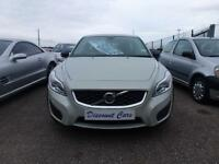 2010 '59' VOLVO C30 1.6 S 3DR HATCHBACK- PETROL- LOW MILEAGE-D-DRIVE- LONG MOT