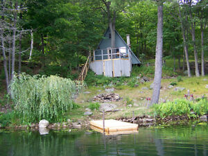 Cottage Vacation from the City
