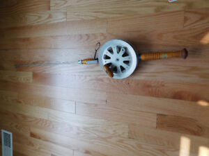Antique Fishing/Trolling  Rod and Reel