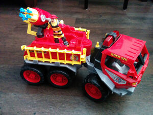 FP Rescue Heroes Fire Truck
