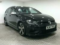 2017 Volkswagen Golf 2.0 TSI BlueMotion Tech R DSG 4Motion (s/s) 5dr Estate Petr
