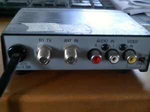 Audio-Video Switch Box