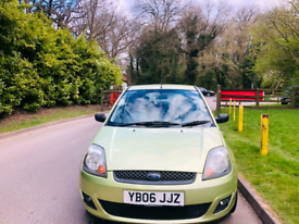 image for FORD FIESTA 2006 50K MILES 12 MONTH MOT IDEAL FIRST CAR HPI CLEAR