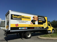 Professional Movers - (604) 800-2715 Small Moves Vancouver ™