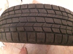 Winter Tires X 3 for Sale Oakville / Halton Region Toronto (GTA) image 4