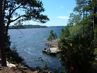 Cabin on Lake Temagami