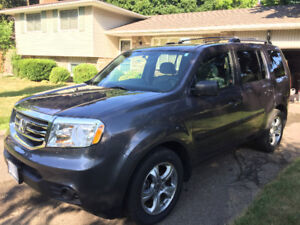 2014 Honda Pilot for sale! No Accidents/ Claims! Great Condition