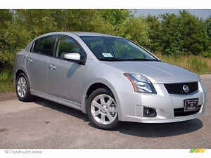 2008 Nissan Sentra 2.0 Sedan defective transmission, cracked exh