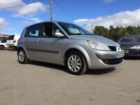 2007 RENAULT SCENIC 1.6 VVT DUNAMIQUE 6 SPEED