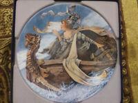 Vintage wall plate