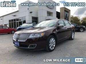 2012 Lincoln MKZ AWD  -  - Air - Tilt - Low Mileage