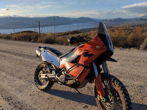 KTM 950 Adventure! Well maintained, ready for Alaska