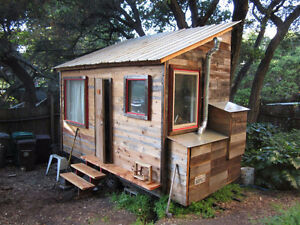 Wanted land share or rent for a tiny house other Calgary