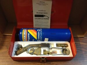 Propane Torch - pluming kit