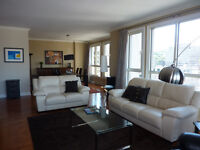 Executive Delux condo for sale or rent - downtown Montreal