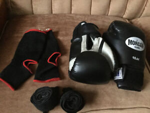 Heavy Bag + Muy Thai / boxing start up kit