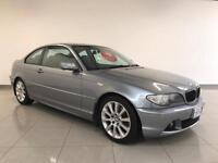 2005 BMW 3 Series 2.0 320Cd SE 2dr