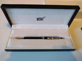 Mont blanc ball pen