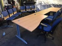 Excellent Set of Office Furniture in Excellent Condition