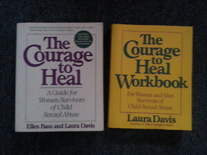 The Courage to Heal paperback