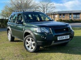 image for 2004 Land Rover Freelander 2.0 TD4 HSE 5dr