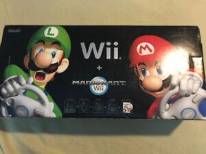 Wii + Mario Kart Wii