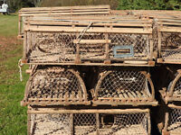 FOR SALE 100 PEI LOBSTER TRAPS
