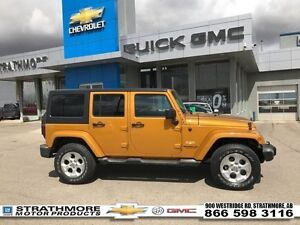 2014 Jeep Wrangler Unlimited Sahara-Unlimited-Nav-Auto-Freedom r
