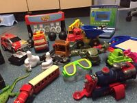 Bundle of nice toys for kids boy in very good condition only £30