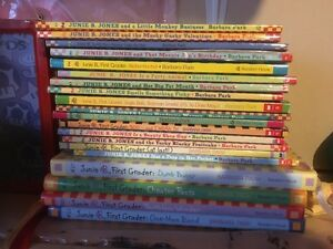 Junie b jones books  St. John's Newfoundland image 1