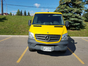 2014 well maintained Sprinter - Need to go ASAP - Certified