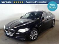 2014 BMW 5 SERIES 518d [150] SE 4dr Step Auto