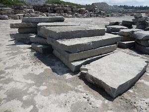 Armourstone -Natural Stone Steps - Wallstone