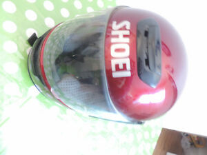 SHOEI Helmet Quad bike or Skidoo for Teenager or women Size S