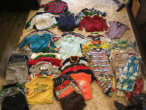 Lots of boys clothes 18-24 month