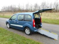 2011 61 Citroen Berlingo 1.6 Hdi ONLY 34K Wheelchair Access Disabled Vehicle WAV