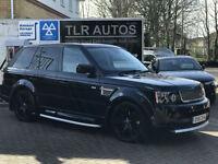 Range Rover Sport 3.0 Diesel SDV6 Autobiography, 51,000mls, Free MOT for Life