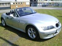 BMW Z3 REMARKABLY TIDY CAT D