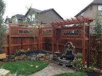 Landscaping Alberta, 29 years.  Free estimates.  Since 1989