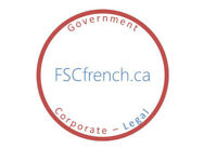 FRENCH - GOVERNMENT LEVEL WRITTEN  EXPRESSION - WORKSHOP