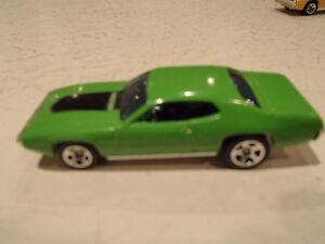 3 Hot Wheels 1971 Plymouth GTX Loose 1:64 scale diecast car. LOO Sarnia Sarnia Area image 5