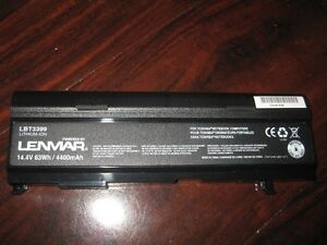 Toshiba Satellite A135, A105 Laptop Battery. NEW