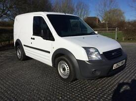2012 (62) Ford Transit Connect 1.8TDCi ( 90PS ) T220 Van 1 Owner.Air/Con.F/S/H
