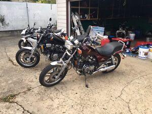 Looking for Honda V30 Magna parts