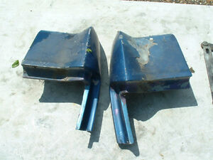 1970-71 DART PARTS, CHROME, HEATER BOX, AND MORE, CHECK AD