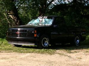 Chevrolet 454ss 1991