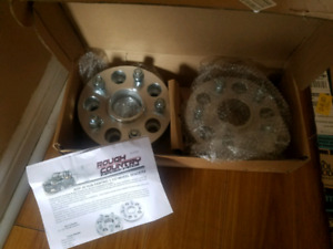Jeep JK Wheel spacers 1.5 inch 5x5 to 5x5