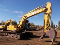Deere 200C LC Excavator , One owner from new fully rigged